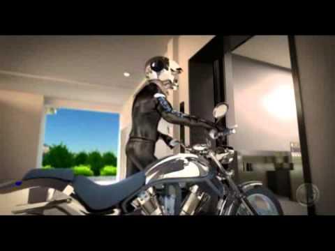画像: 埼玉県狭山市の新築分譲マンション「ジュイール狭山 ライダーズハウス」 www.youtube.com