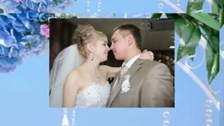 Поздравление  любимому мужу с Днем рождения (Видеоролики из фото  и видео на заказ)