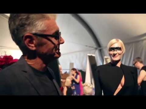 We interview Tim Hartley Backstage at Wella NATVA 2014