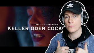 ❤️OASCHGEIL: Mois feat. Sun Diego - KELLER ODER COCKSCHELLE (Official Music Video) Reaction/Reaktion