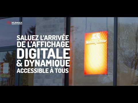 LED PRO Poster - Créer une machine marketing de diffusion en remplaçant vos budgets d'impression