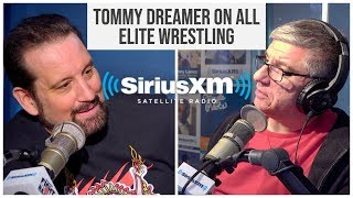 Tommy Dreamer Speaks On All Elite Wrestling