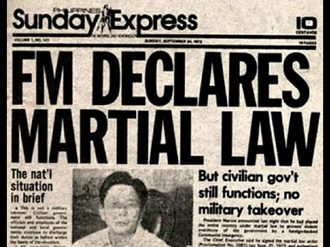 The Lost Martial Law Video - Golden Years of The Philippines