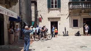 KOTOR_ MONTENEGRO-Traveling at the Old Town