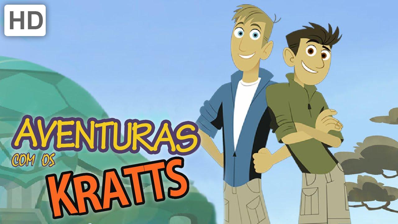 Aventuras Com Os Kratts HD Portugus Compilation