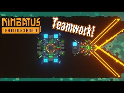 Nimbatus | Auto-mining Drone Companion! | Gameplay & Build