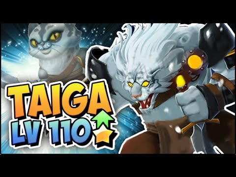 TAIGA (LV 110) COMBATES PVP - Monster Legends Review