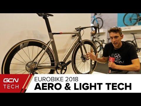Aero & Lightweight Road Bike Tech At Eurobike 2018