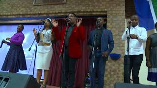 UPPER ROOM With Pastor Sthembiso Mtshali