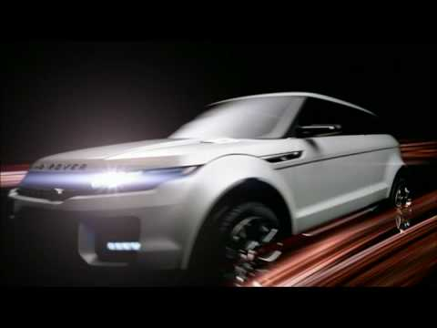 LRX Concept for the Range Rover Evoque