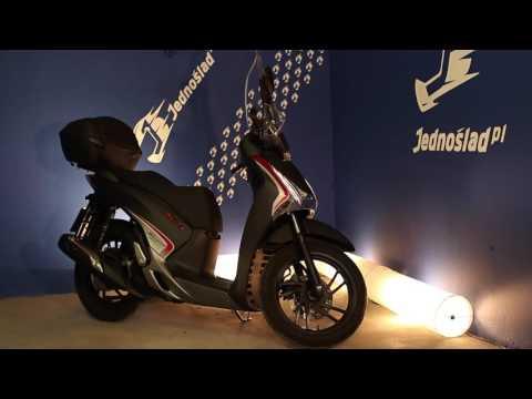 Honda SH 125 Sporty: Skuter co sam produkuje paliwo? | Jednoślad.pl