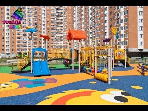 детские площадки в красноярске адреса количество людей