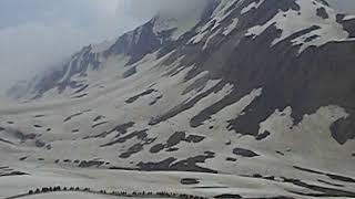 After Mahaganus Top महागनुस टॉप के आगे (Amarnath Yatra)
