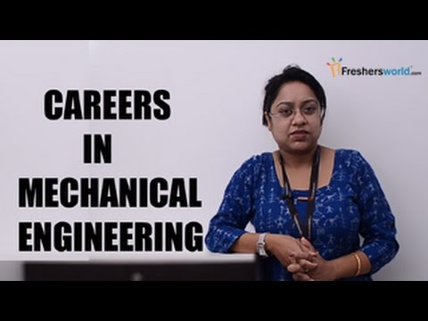 CAREERS IN MECHANICAL ENGINEERING - GATE,Mtech,Campus drives,Salary package,Top recruiters