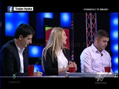 Oktapod - Fushata dhe Rinia. Pj.3 - 12 Maj 2015 - Vizion Plus - Talk Show
