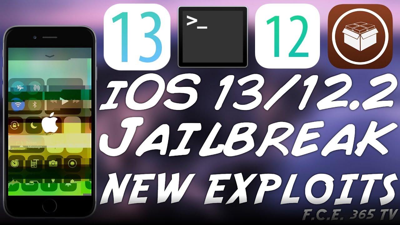 iOS 13 B1 / iOS 12 2 / 12 1 3 JAILBREAK News: New Jailbreak Exploit With  ROOT Achieved