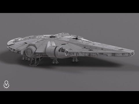SPOTLIGHT: Creating Lando's Falcon