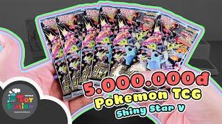 Anhktay invested 5 million to open Pokemon TCG Shiny Star V to see fans admiring ToyStation 566