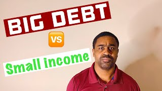 How To Pay Off Debt Fast With Low Income...Actionable Advice!