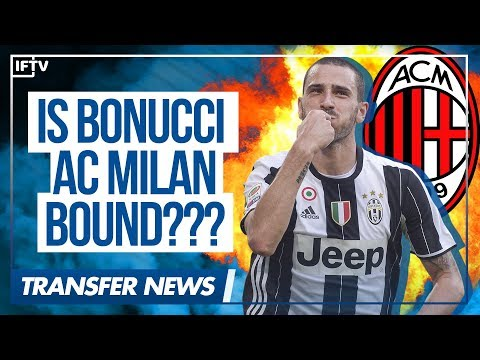 """BONUCCI IS LEAVING JUVENTUS"" 