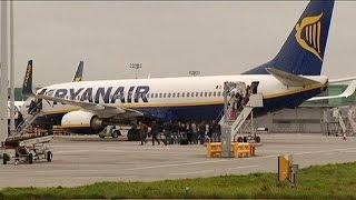 Ryanair покоряет греческий рынок авиаперевозок - economy(Крупнейший европейский авиаперевозчик Ryanair резко увеличил этой зимой количество своих рейсов, обслуживающ..., 2016-02-17T15:22:01.000Z)