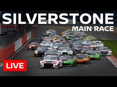 Blancpain Endurance Series - Silverstone 2016 - FULL RACE LIVE + GT-R GT3 Onboards