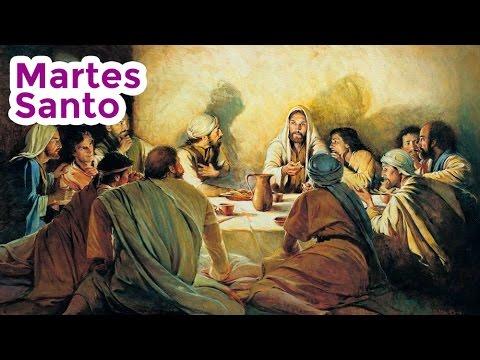 REFLEXIONES DE SEMANA SANTA-MARTES SANTO - YouTube