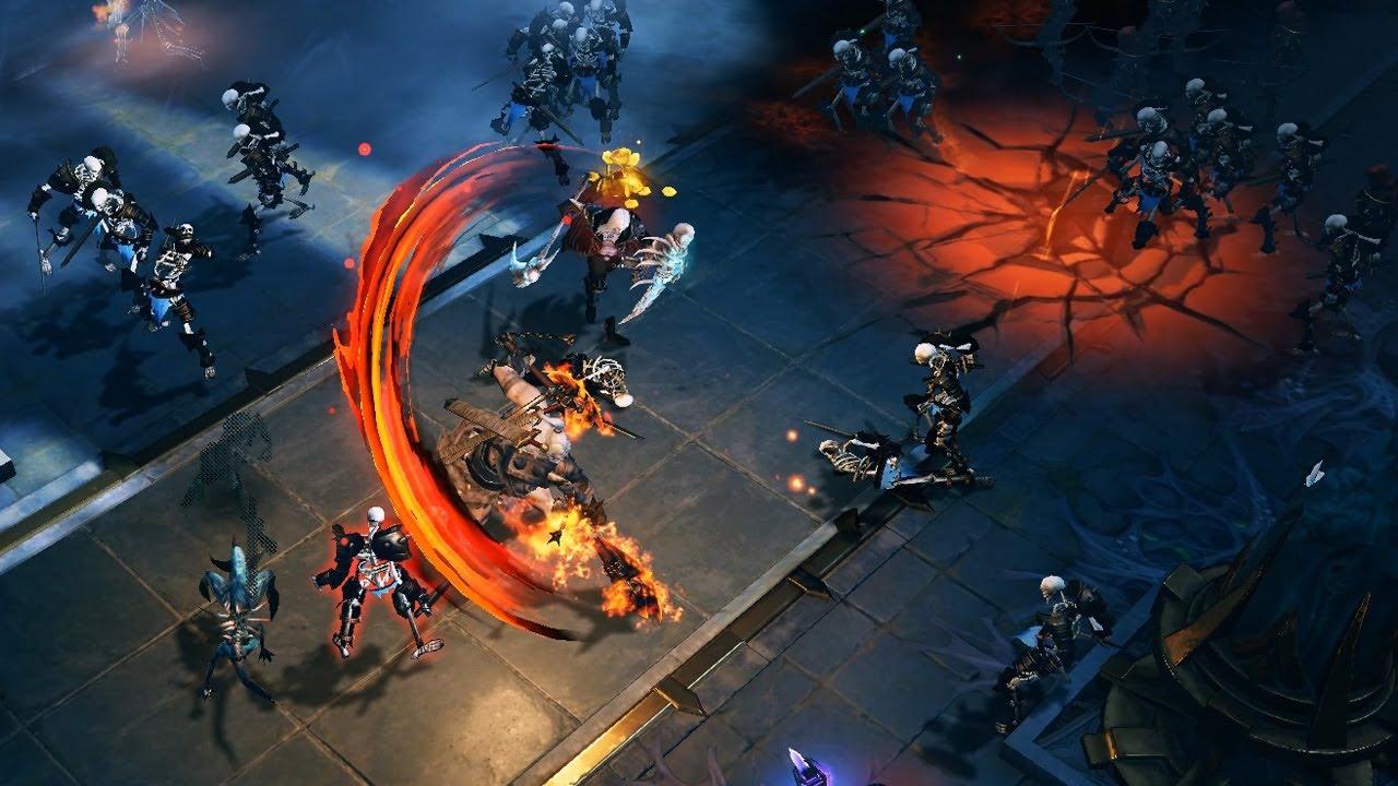 Diablo Immortal – Tráiler del juego - YouTube