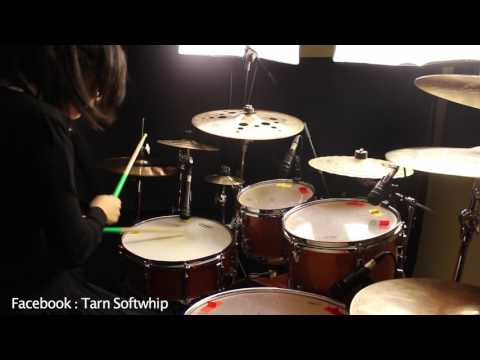 In The End - Linkin Park Drum Cover By Tarn Softwhip