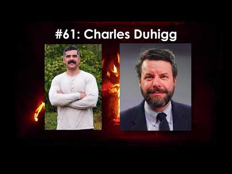 Art of Manliness Podcast #61: The Power of Habit with Charles Duhigg | The Art of Manliness