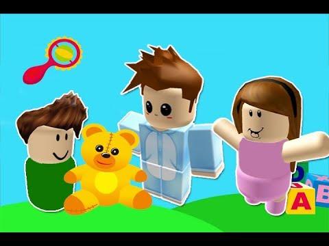 خروجة العاب اطفال مع الاصدقاء فى لعبة roblox !! 👶🏻😻