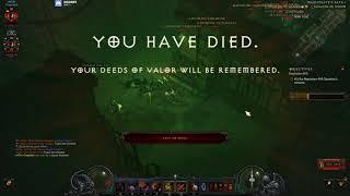 D3 Season 12 RIP Demon Hunter