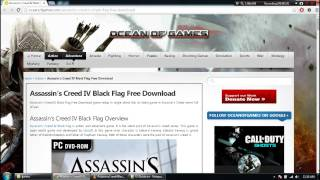How To Install Assassin #039;s Creed 4 Black Flag Game Without Errors
