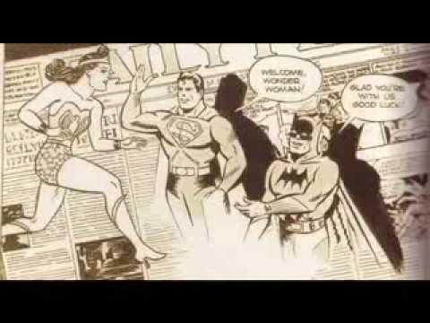 Wonder Woman animated movie Sneak Peak HIGH QUALITY