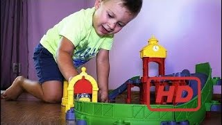 Roma Playing In Paro-Goths By Chuggington From Rom Show Chuggington Trains Toys Chuggington  # 328