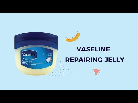 Vaseline Repairing Jelly PJ (12X100ml)