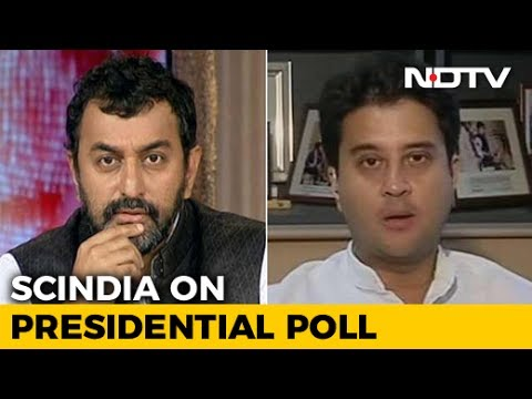 Rahul Gandhi Absence Not Big Deal, He's In Touch: Jyotiraditya Scindia