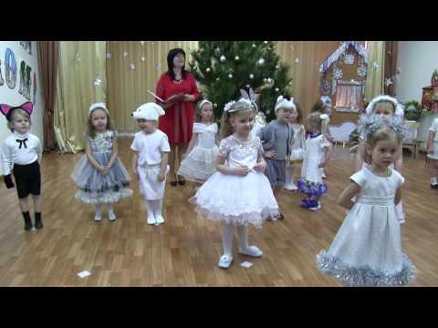 """Новый год 2017 (2 младшая группа """"Родничок"""")"""