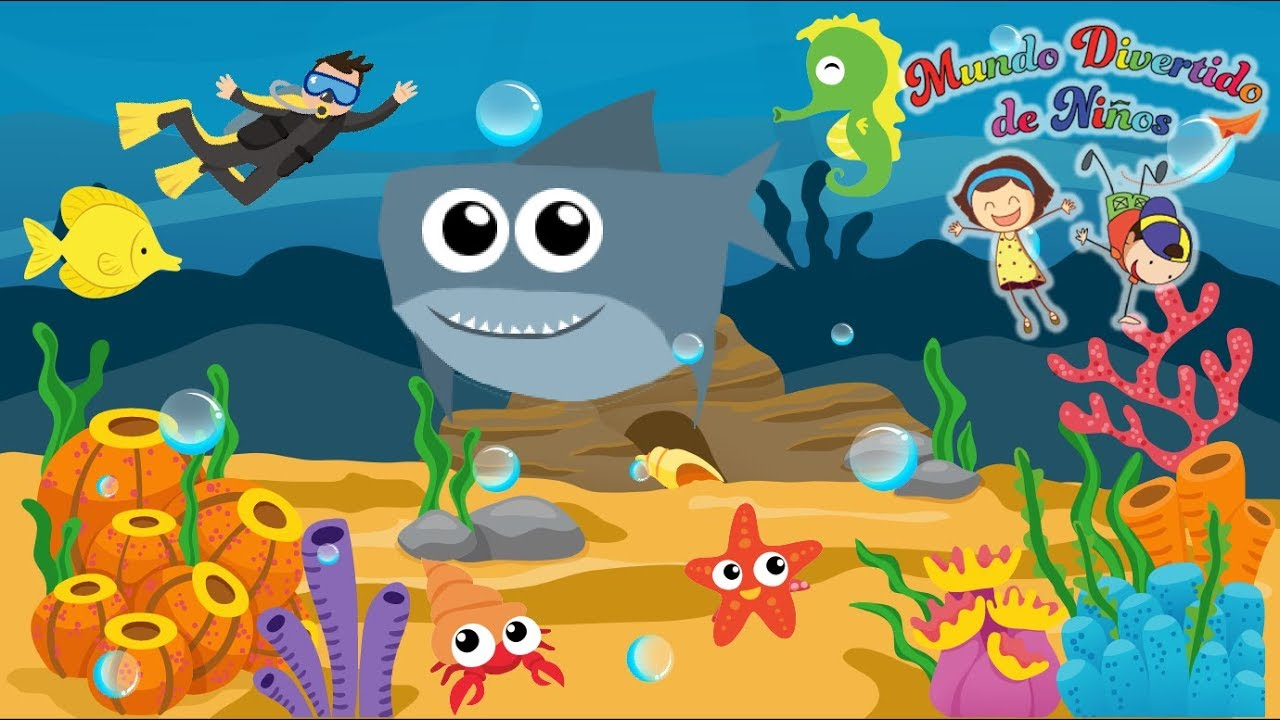 Baby Shark Cancion Babyshark Super Simple Song Baby Shark