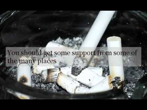quit your smoking habit