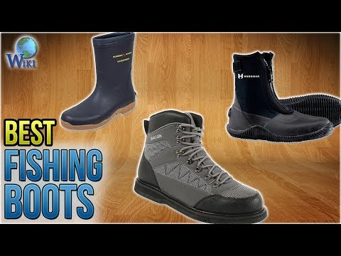 10 Best Fishing Boots 2018