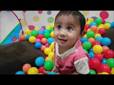 HAND EYE coordination activities for babies(6-12 MONTHS)