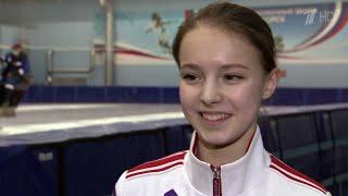 Сборная России по фигурному катанию прилетела в Стокгольм на Чемпионат мира