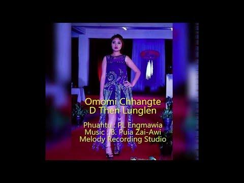Mizo Hla Thar 2018 | OMOMI CHHANGTE - D THEN LUNGLEN (Lyrics Video 2018)