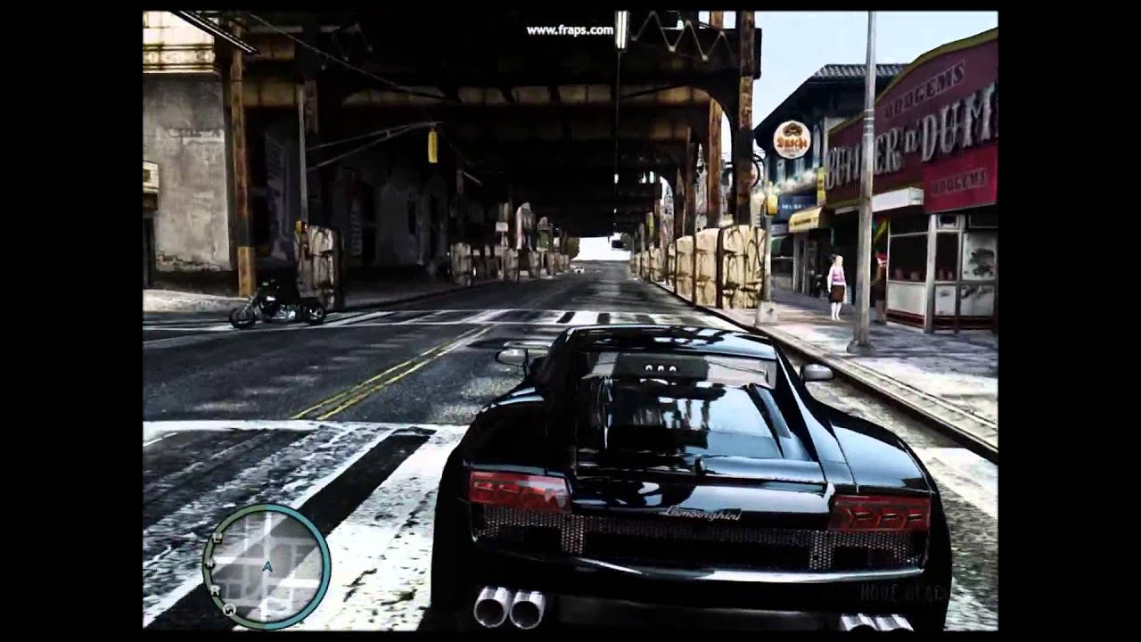 how to download gta 4 on mac