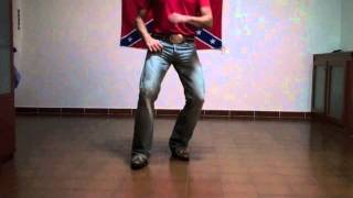 That Girl country line dance - steps