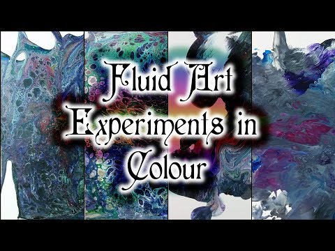 006 Fluid Art Experiments In Colour