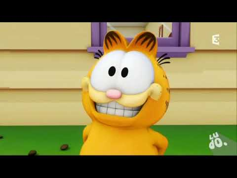 Garfield Et Cie Saison 2 Episode 46: Devinettes