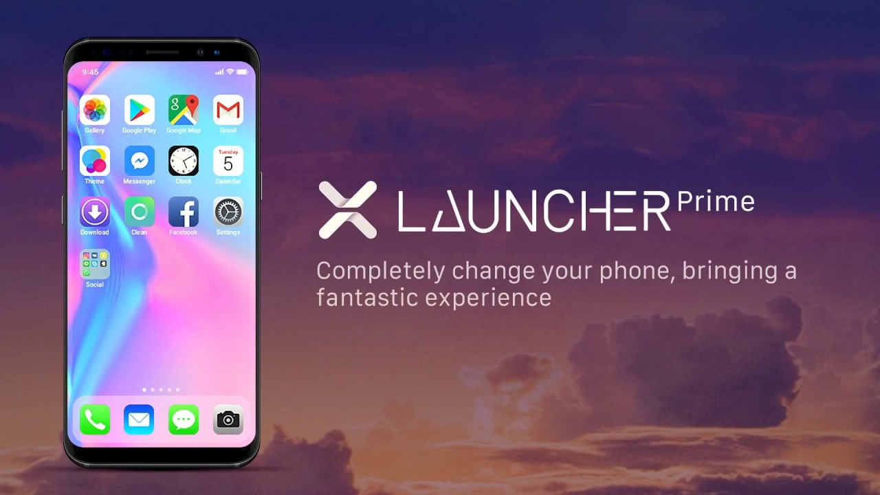 X Launcher Transformed Your Android Smartphone Into An Iphone X