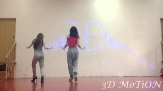 "3D MoTiON - HIGH-HEELS - Kaskade feat. Neon Trees ""Lessons in Love"""